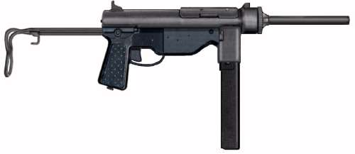 M3 Grease Gun