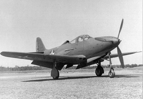 Bell P-39 «Airacobra»
