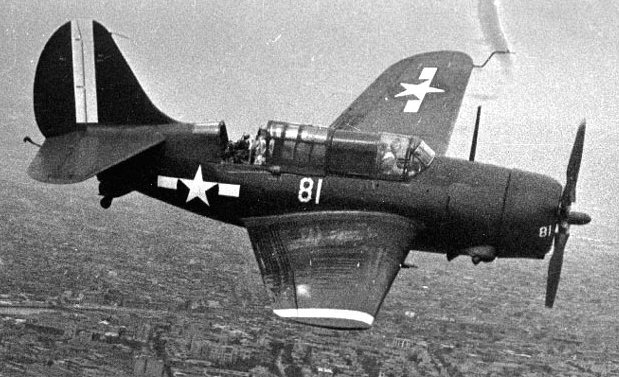 Curtiss SB2C Helldiver/A-25 Shrike