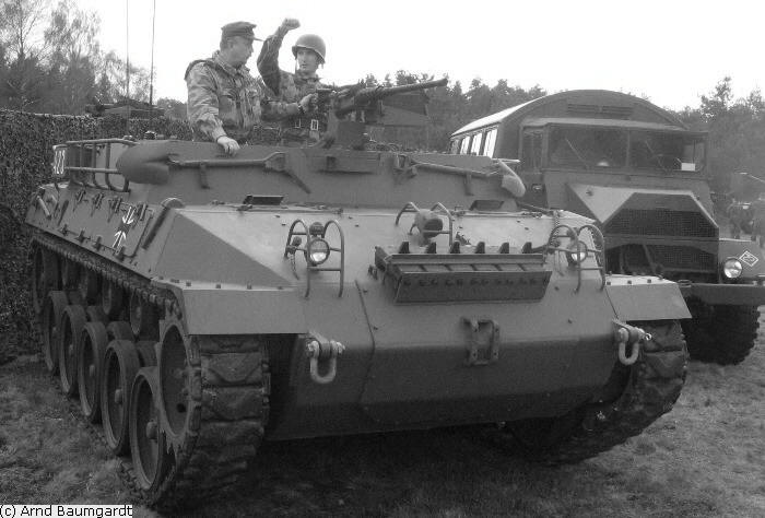 Armored Utility Vehicle M39