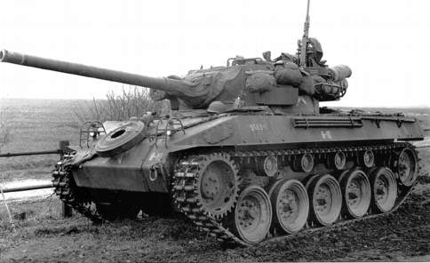 76mm Gun Motor Carriage M18 Hellcat